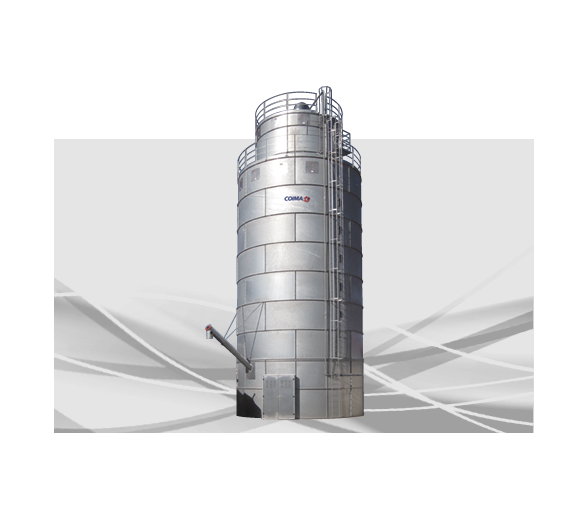 SIS silo COIMA neuf