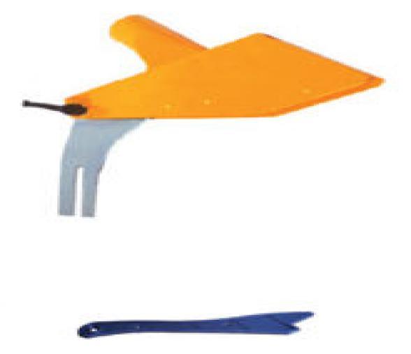 Capot de protection et couteau diviseur (pour lame diamètre 250 à 315mm)
