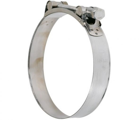 Collier pour tuyau flexible Ø 248 à 260mm